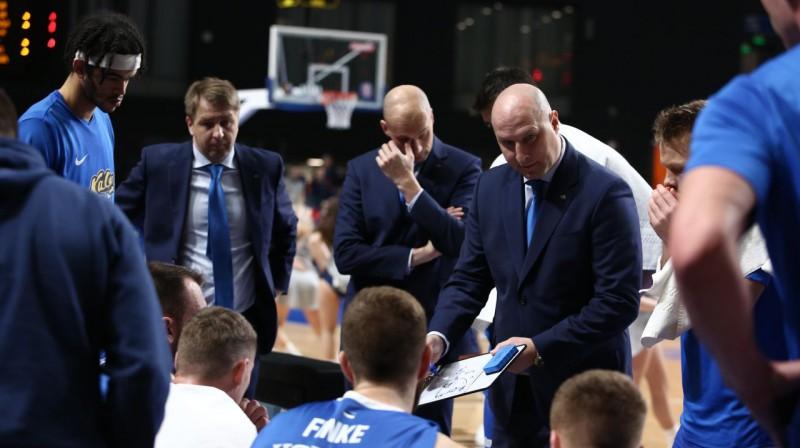 """Roberts Štelmahers un Tallinas """"Kalev/Cramo"""". Foto: VTB League"""