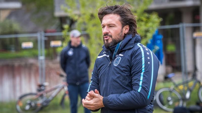 Vitālijs Astafjevs. Foto: Zigismunds Zālmanis, Riga FC