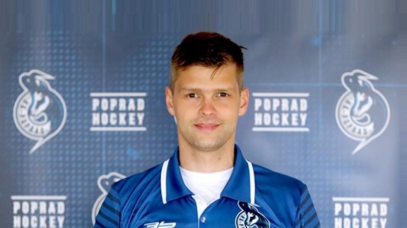 Mareks Zagrapans. Foto: hkpoprad.sk