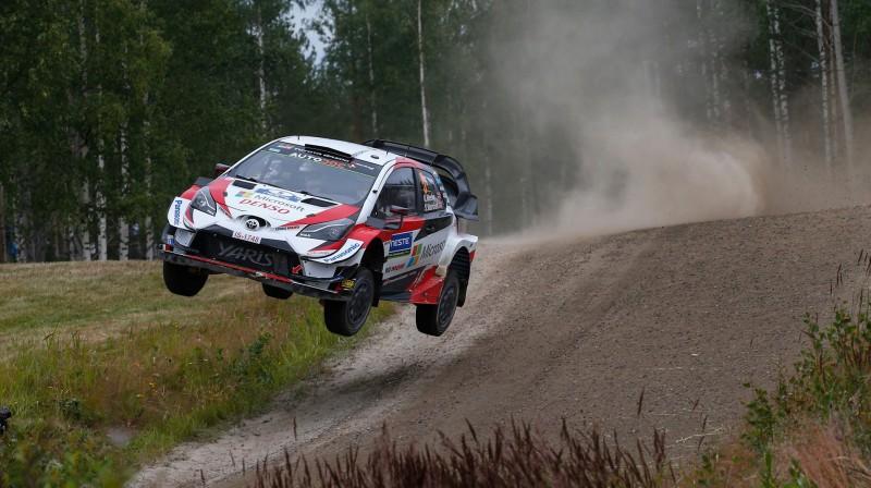 Foto: TOYOTA GAZOO Racing WRC