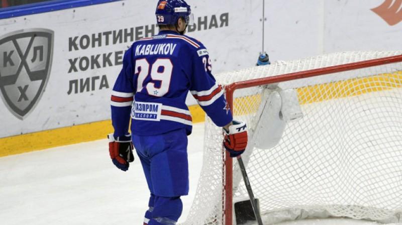 Iļja Kablukovs. Foto: R-Sport / sportsdaily.ru