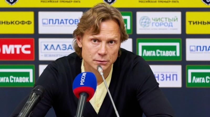 Valērijs Karpins. Foto: fc-rostov.ru