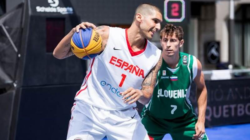 Načo Martins. Foto: FIBA