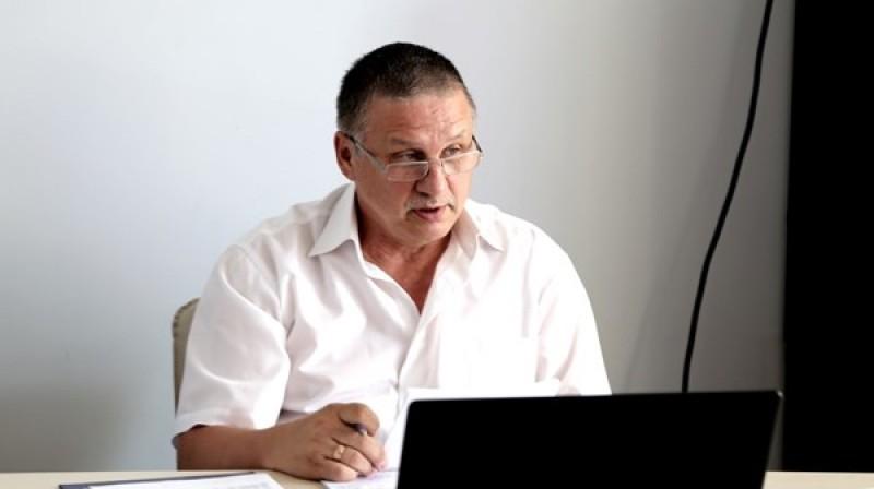 Jurijs Andrejevs. Foto: LFF