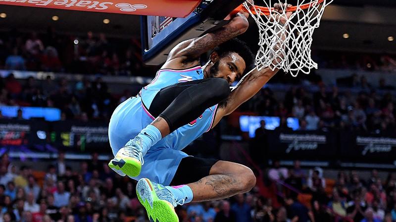 Deriks Džouns. Foto: USA Today Sports/Scanpix