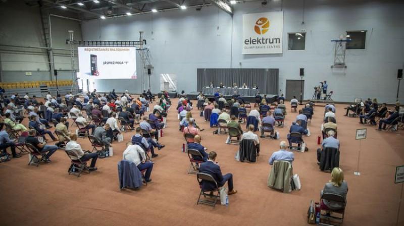 LFF kongress 2020. Foto: LFF