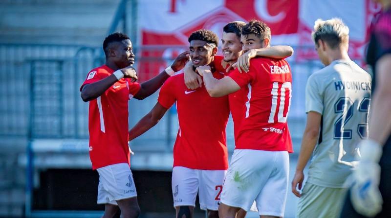 Foto: FK Spartaks