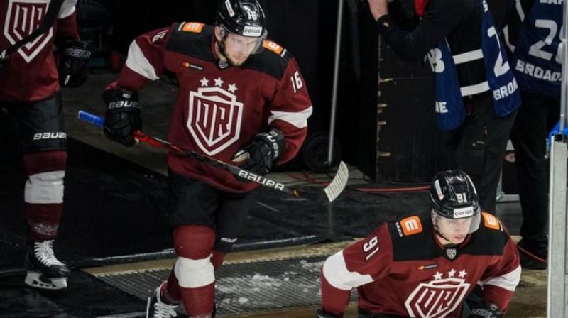 Foto: Raimonds Volonts/Dinamo Rīga