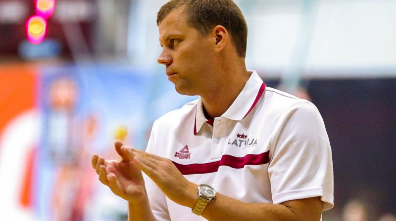Andris Steļmahs. Foto: Basket.lv
