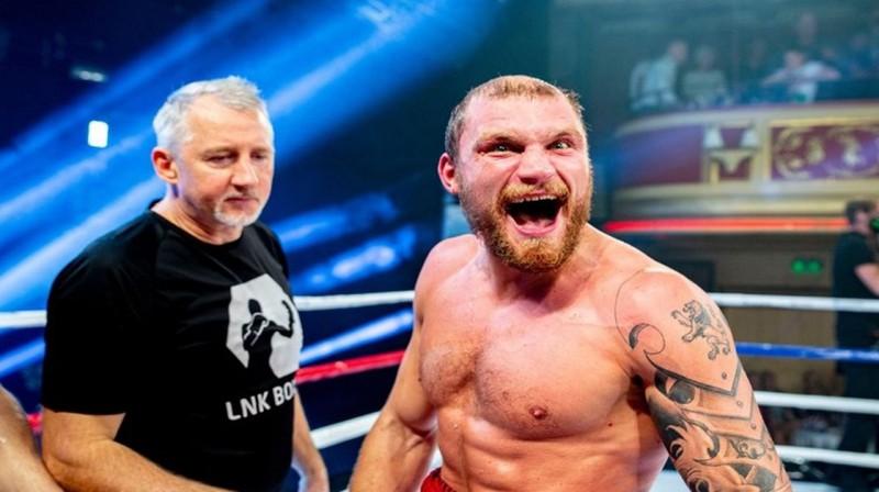 Ričards Bolotņiks. Foto: LNK Boxing