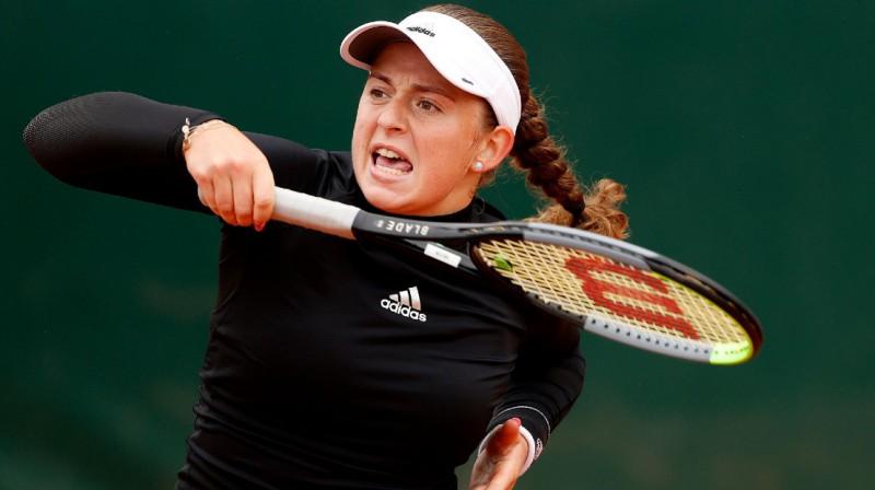 Aļona Ostapenko. Foto: WTA