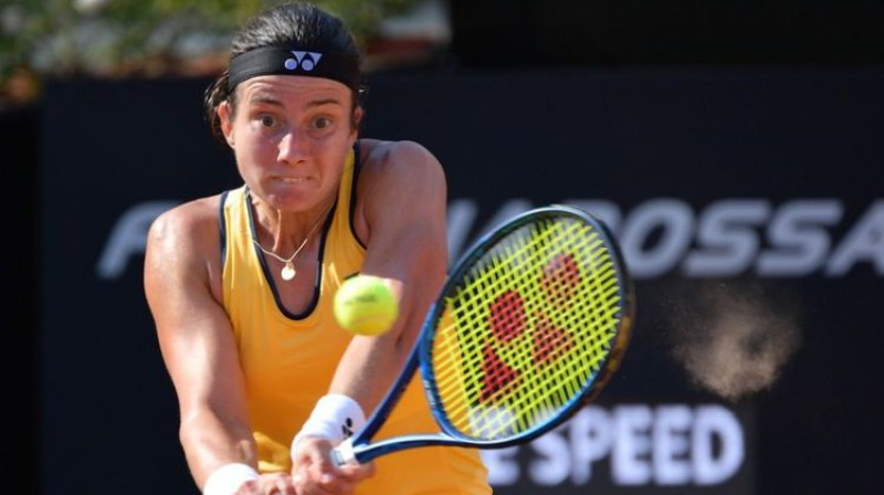 Anastasija Sevastova. Foto: La Presse/Scanpix