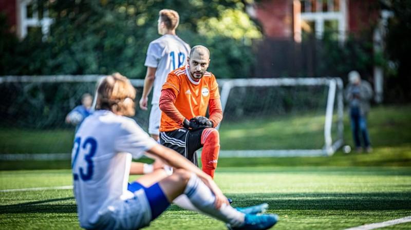 Valērijs Urigajevs. Foto: FK Dinamo Rīga