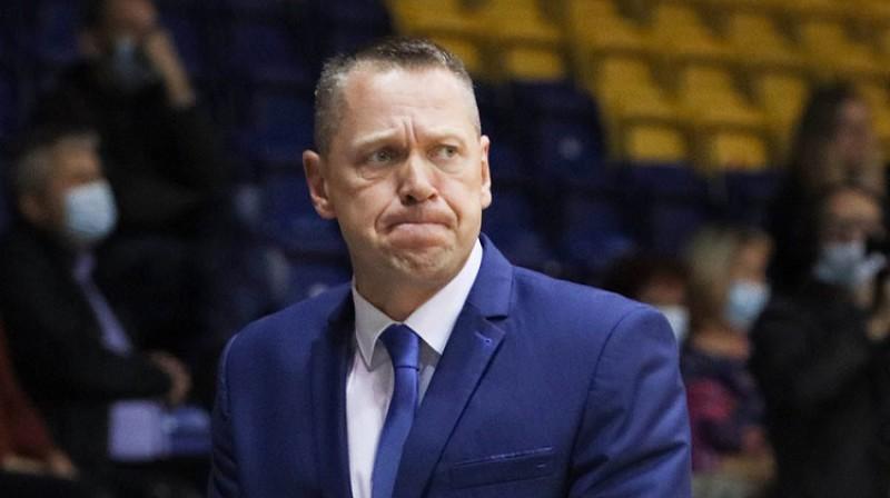 Gints Fogels: 3-1 starts Latvijas un Igaunijas līgā. Foto: BK Ventspils