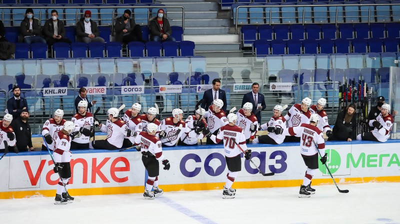 Foto: Artūrs Stabulnieks, HC Dinamo Riga