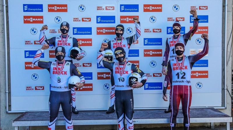 Foto: Latvijas Kamaniņu sporta federācija