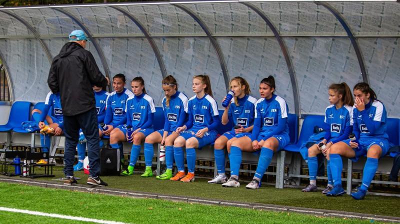 Rīgas Futbola skola. Foto: LFF
