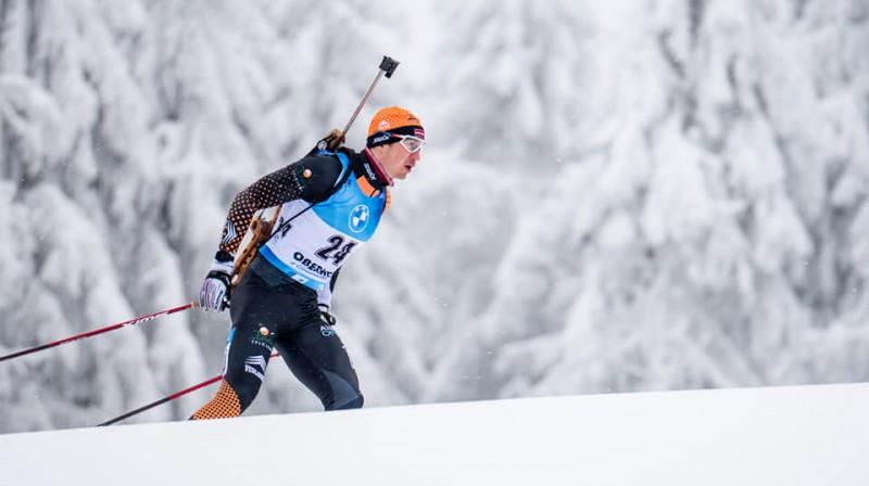 Andrejs Rastorgujevs. Foto: Latvijas Biatlona federācija