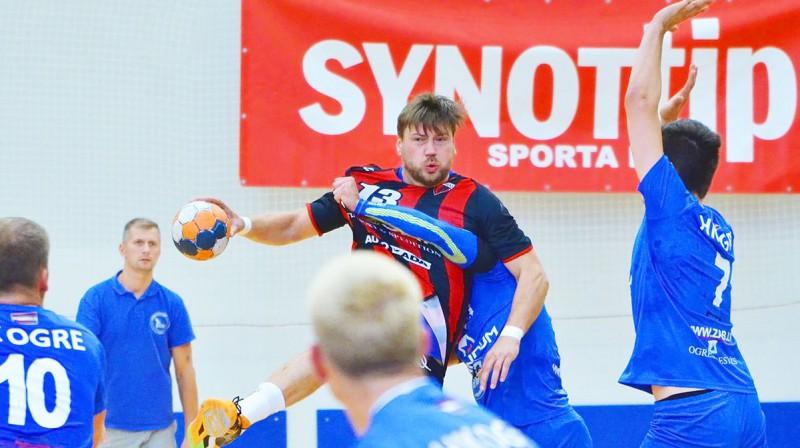 Foto: handball.lv