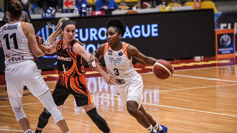 Džesika Tomasa. Foto: FIBA