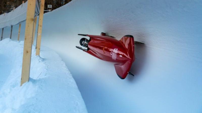 Foto: Viesturs Lācis/IBSF/bobslejs.lv