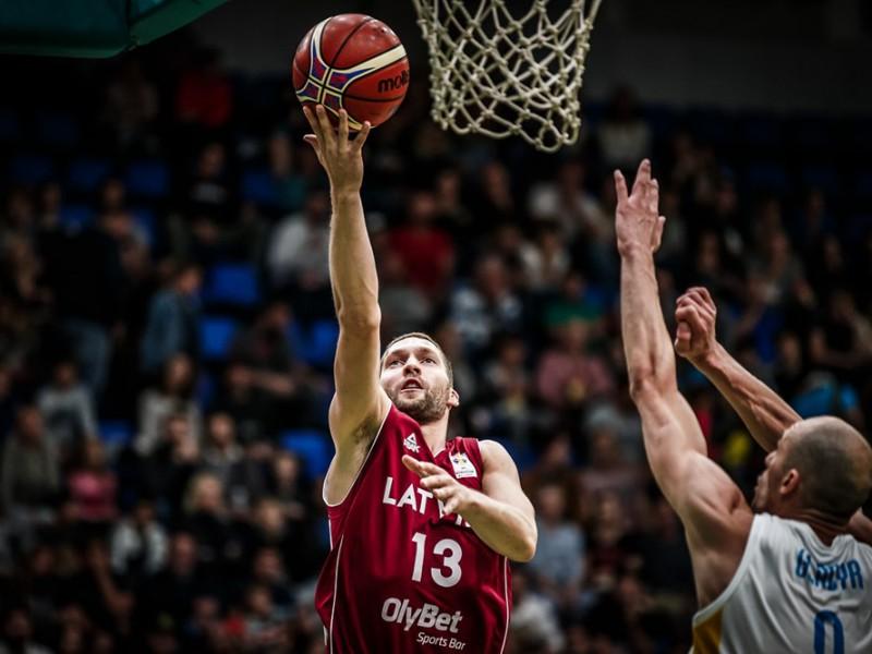 Jānis Strēlnieks  Foto: FIBA