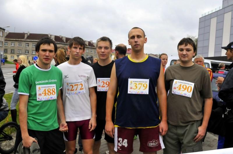 Sportacentrs.com skrējēji gatavi startam