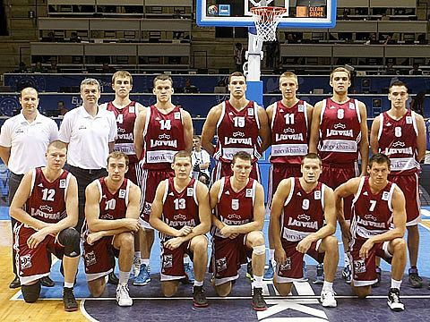 Latvijai 22. vieta Eiropas čempionātā