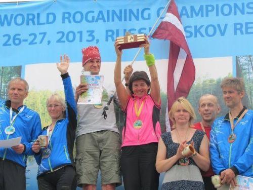 Latvija 2017. gadā uzņems pasaules čempionātu rogainingā