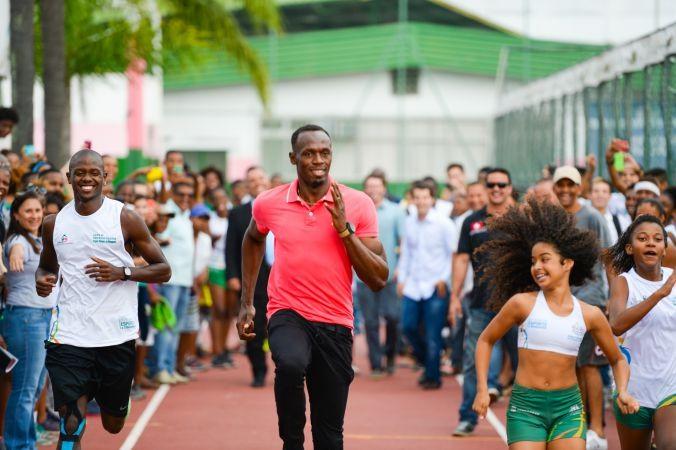 Rio olimpiādē Bolts vēlas sasniegt pasaules rekordu un trīs zeltus