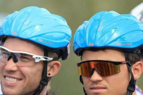 """""""Rietumu – Delfin"""" riteņbraucēji sacentīsies ar """"Vuelta a Espana"""" uzvarētāju"""