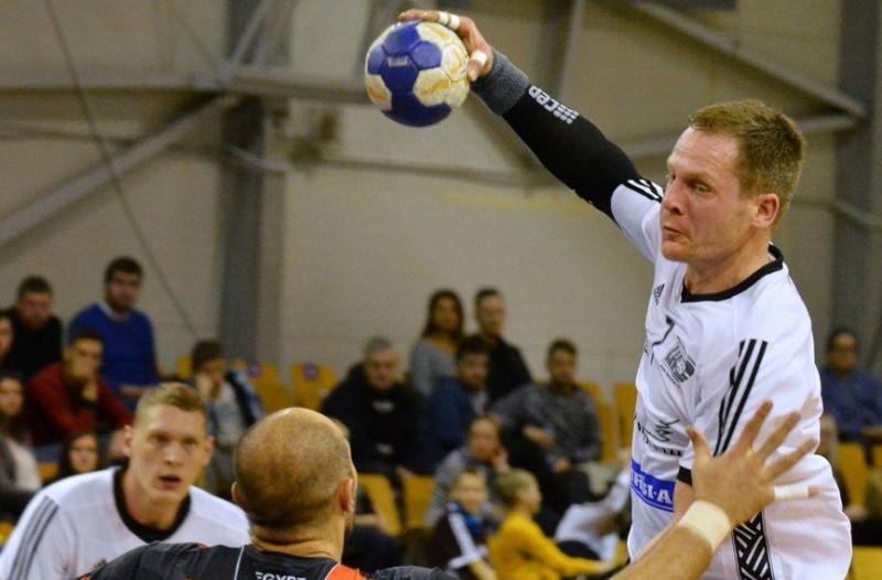 Latvijas handbolisti sāk ar smagu uzvaru pār Gruziju