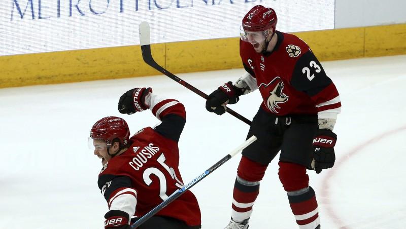 """Zviedrijai pasaules čempionātā palīdzēs arī """"Coyotes"""" kapteinis Ekmans-Lāšons"""