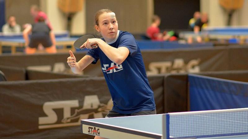 Latvijas juniores izcīna uzvaru Eiropas jaunatnes čempionāta galda tenisā ievadā