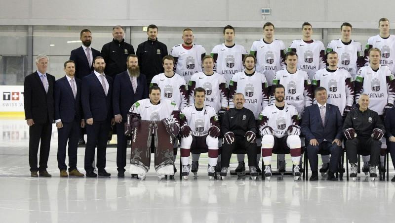 Latvijas izlases lielākais palīgs – no Čehoslovākijas uz Kanādu aizbēdzis sportists