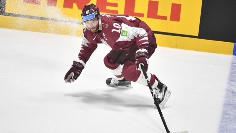 """NHL un Rīgas """"Dinamo"""" dominē pasaules čempionāta pieteikumos"""