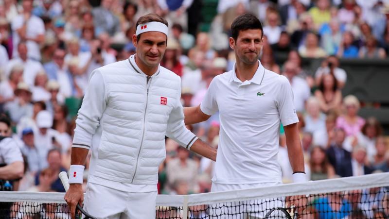 Vimbldonas noslēgumā Džokoviča un Federera duelis, kā arī Ostapenko un Bartones fināli