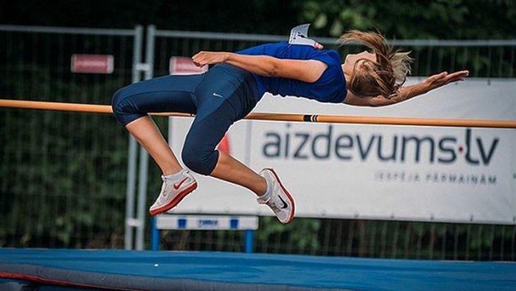 Septiņcīņas sportiste Savicka pēc četrām disciplīnām ieņem 16.vietu Eiropas U-20 čempionātā