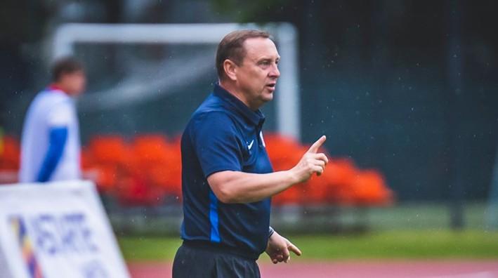 Kubarevs nekoncentrē visas domas par Latvijas kausu, Mihelsons apslimušā Riherta vietā