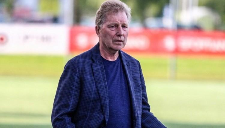 """Starkovs pēc derbija: """"Ventspils ar savu vīrišķīgo futbolu mūs sabradāja"""""""