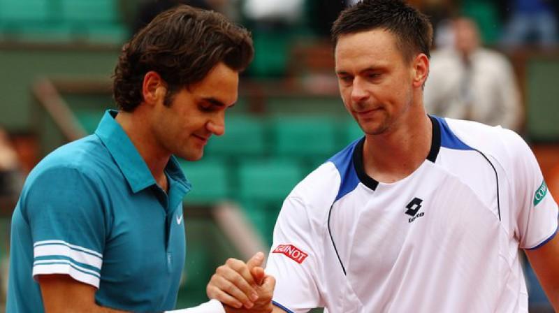 Rodžers Federers un Robins Sēderlings