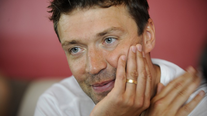 Foto: Romāns Kokšarovs, Sporta Avīze