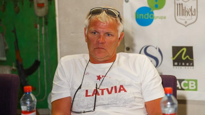 Aigars Birzulis. Foto: Romāns Kokšarovs, F64