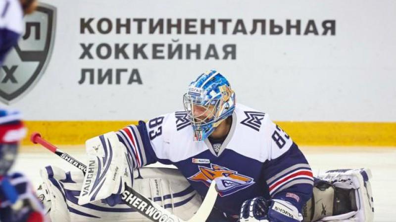 Vasīlijs Košečkins. Foto: metallurg.ru