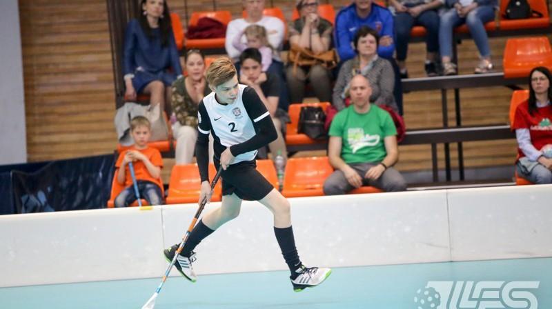 Ralfs Polis Foto: Floorball.lv
