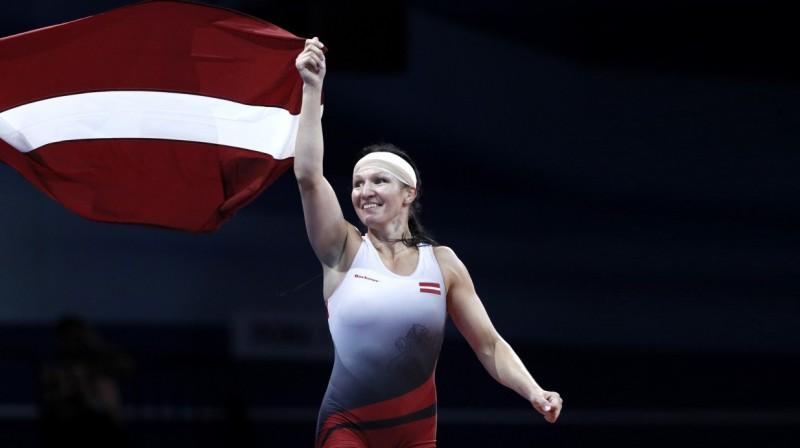 Anastasija Grigorjeva. Foto: Reuters/Scanpix