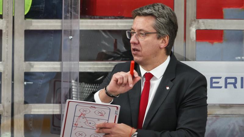 Harijs Vītoliņš. Foto: Avtomobilist / spartak.ru