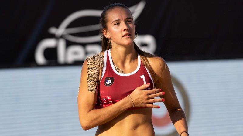 Marta Ozoliņa. Foto: CEV