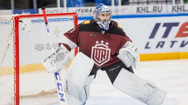 Iļja Proskurjakovs. Foto: dinamoriga.lv