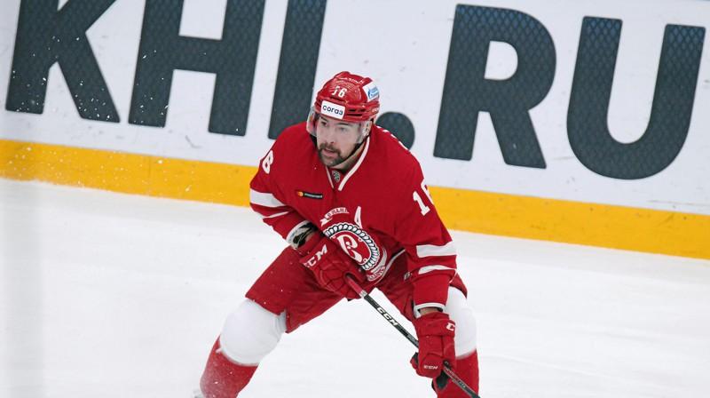 Foto: Kaspars Daugaviņš, HC Vityaz